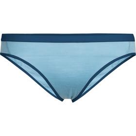 Icebreaker Siren Bikini Slip Dam waterfall/prussian blue
